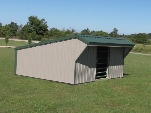 Small Portable Shelters : Deluxe small animal shelters